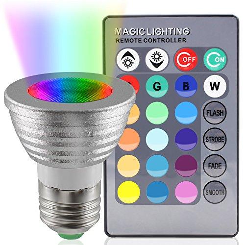 1 3 Watt 110V Led Light Bulb in US - 3