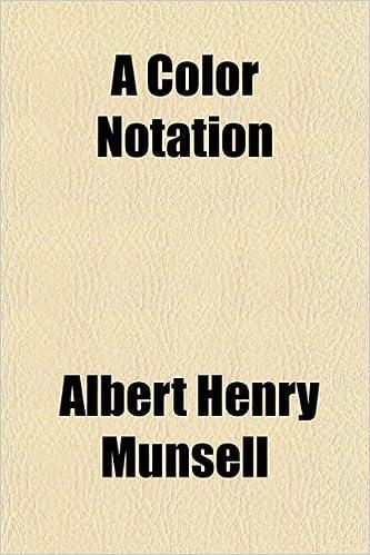 A Color Notation: Amazon.es: Albert Henry Munsell: Libros en idiomas ...