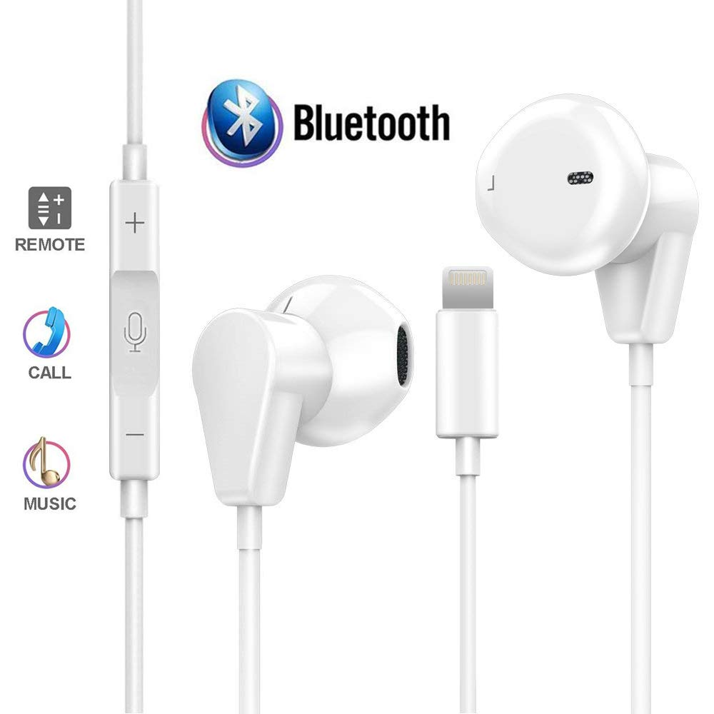 Coyaho Bluetooth Headphone Compatible with iPhone 6/7/8/X