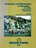 Geometries and Mechanisms of Thrusting, with Special Reference to the Appalachians, Gautam Mitra, 0813722225