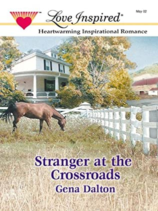 book cover of Stranger At the Crossroads