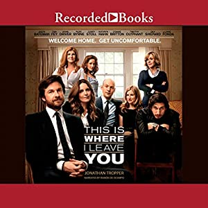 This Is Where I Leave You Audiobook