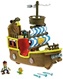 Fisher Price - X8483 - Figurine - Bucky - Le Bateau Musical de Jake - Jake et les Pirates