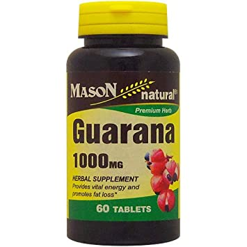 Amazon.com: Mason Natural semillas de guaraná América del ...