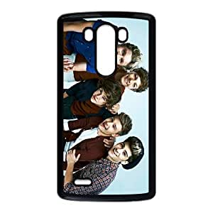 One Direction LG G3 Cell Phone Case Black T9016435