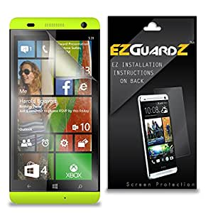 (4-Pack) EZGuardZ Screen Protector for BLU Win HD W510U (Ultra Clear)