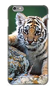 Case Provided For Iphone 6 Plus Protector Case Tiger Cub Phone Cover With Appearance