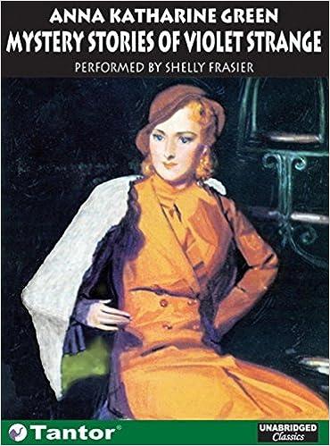 Descarga gratuita de libros electrónicos para kindle Mystery Stories of Violet Strange (MP3 CD) en español iBook 140015037X
