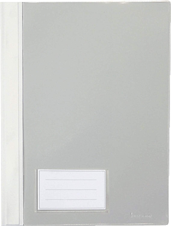 Bene Kunststoffschnellhefter A4//281100 wei/ß
