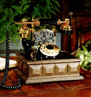 French Style Phone - The