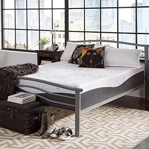 Simmons Beautyrest ComforPedic from Beautyrest Choose Your Comfort 14-inch NRGel Memory Foam Mattre