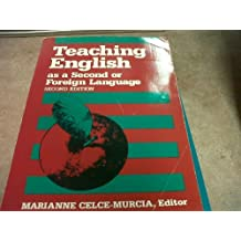 Teaching English as a Second or Foreign Language (1991-12-29)