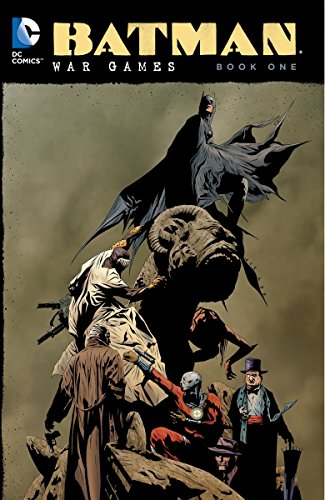 Batman: War Games Book One (Master Series Master Batman)