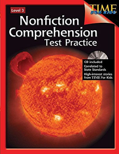 Nonfiction Comprehension Test Practice Level 3