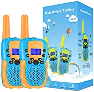 Selieve Toys for 4-14 Year Old Children's, Walkie Talkies for Kids 22 Channels 2 Way Radio Toy with Backli