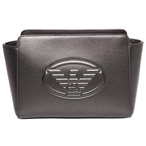 Donna Emporio Bag Minidol Aquila Tracolla Borsa Armani Grigio Cross Body wZrBHZX