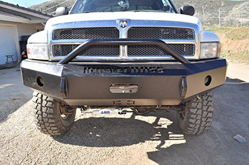Amazon Com Iron Cross Automotive 22 615 97 Heavy Duty Front Bumper