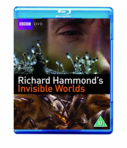 Richard Hammond's Invisible Worlds - Blu-ray