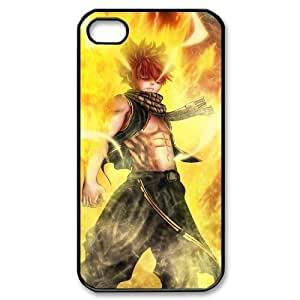 Case for iPhone 4s,Cover for iPhone 4s,Case for iPhone 4,Hard Case for iPhone 4s,Cover for iPhone 4,Fairy Tail Design TPU Hard Case for Apple iPhone 4 4S