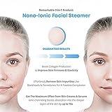 NanoSteamer Large 3-in-1 Nano Ionic Facial