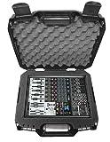 MixerCASE 17' Mixer Carrying Case Fits Behringer XENYX X1204USB ,...