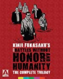New Battles Without Honor & Humanity (6-Disc Limited Edition) [Blu-ray + DVD]