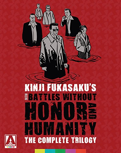 New Battles Without Honor & Humanity (6-Disc Limited Edition) [Blu-ray + DVD] (Yakuza Papers)