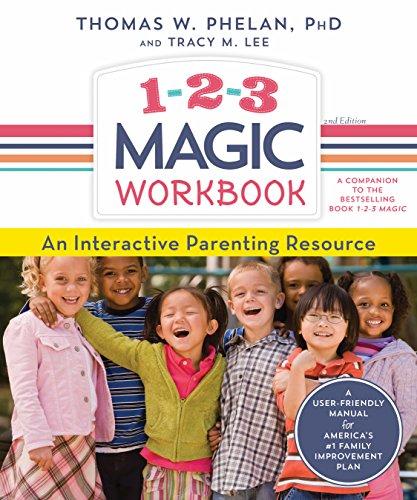1-2-3 Magic Workbook: An Interactive Parenting Resource