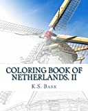 img - for Coloring Book of Netherlands. II (Volume 2) book / textbook / text book