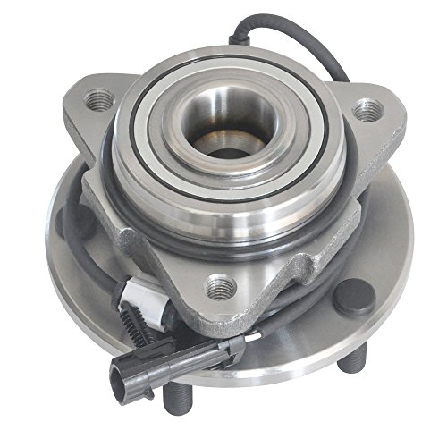 1 Bearing Assembly (DRIVESTAR 513200 1 New Front Wheel Hub Bearing Assembly fits Chevrolet Blazer GMC)