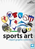 Sports Art ClipArt Graphic Collection for Windows [Download]