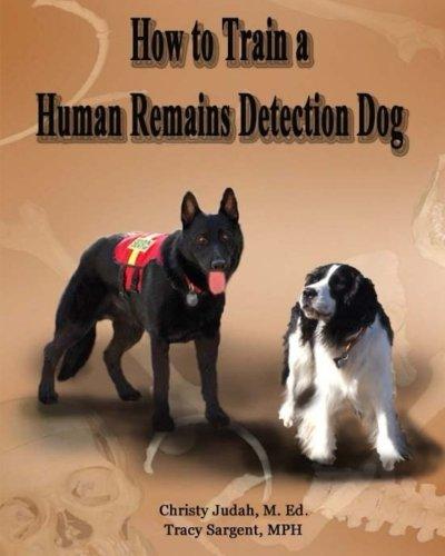 How to Train a Human Remains Detection Dog pdf epub