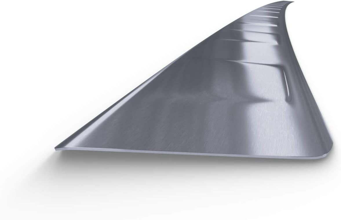 plata 5902538656337 Protector de acero de parachoques mate