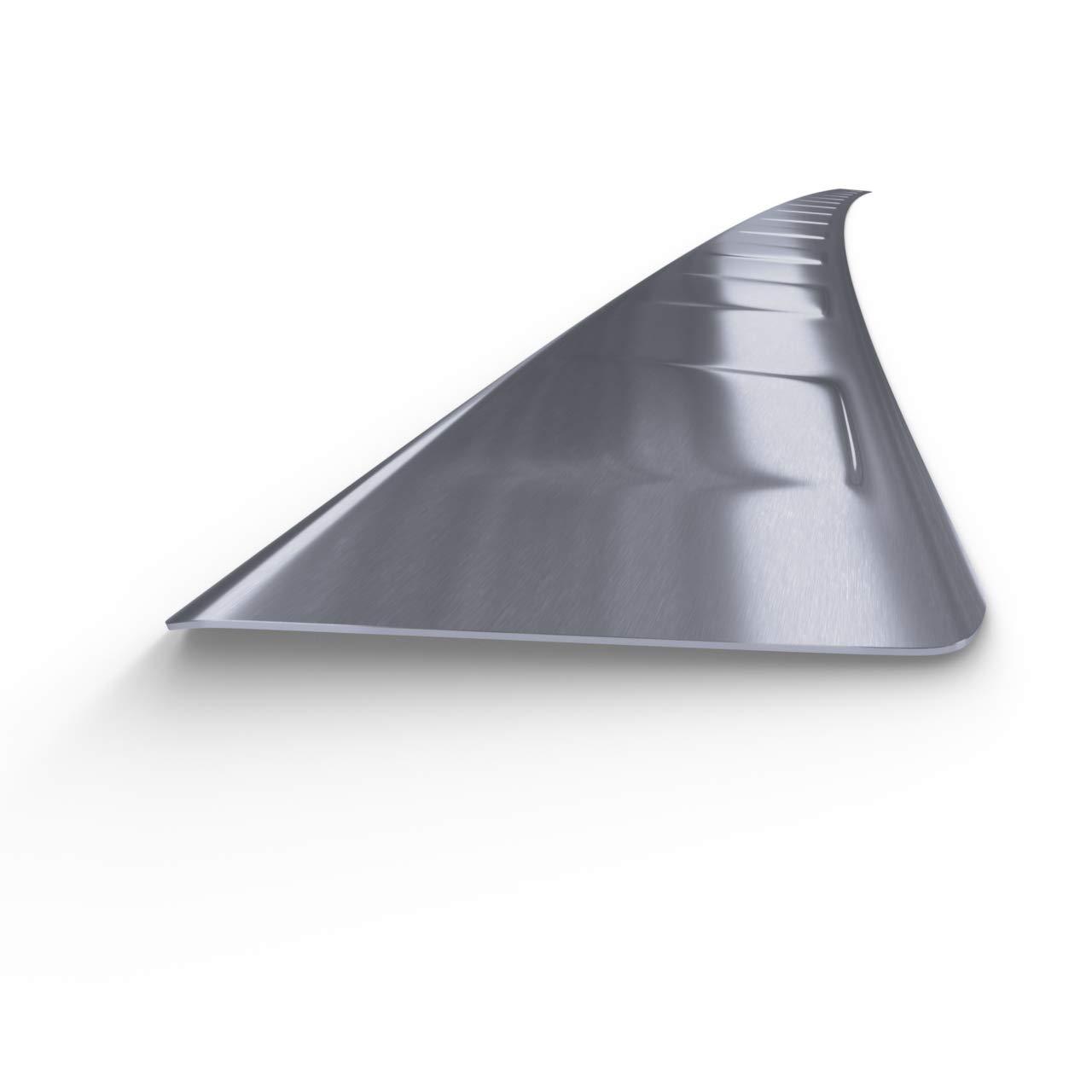 5902538655132 Protector de acero de parachoques plata mate