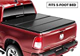 Rugged Liner EH-T516 Hard Tonneau Cover for Toyota Tacoma Double Cab Pickup