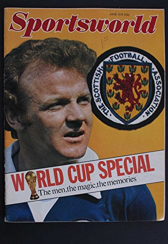 SPORTSWORLD 1974 WORLD CUP SPECIAL (1974 Football World Cup)