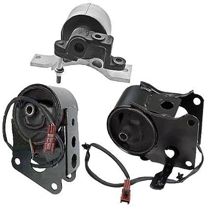 Set of 2 Engine Motor Mount for 2004-2009 Nissan Quest 3.5L Front w//Sensor M023