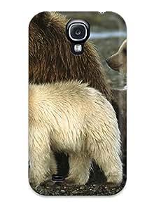 Scott Duane knutson's Shop Best Premium Durable Grizzly Bears Fashion Tpu Galaxy S4 Protective Case Cover 5932640K39286508