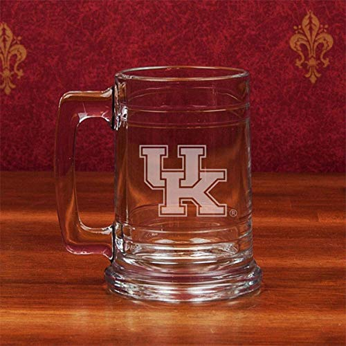 Campus Crystal University of Kentucky Colonial Tankard