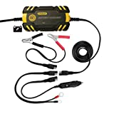 STANLEY BC209 Fully Automatic 1.5 Amp 12V Battery