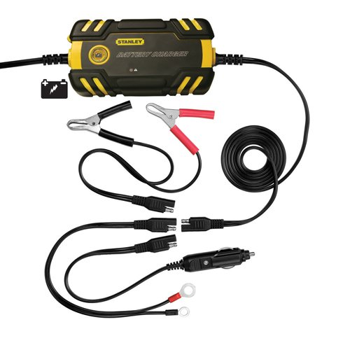 Stanley Bc209 1 5 Amp Battery Charger Maintainer Car