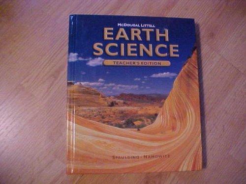 McDougal Littell Earth Science, Teacher's Edition