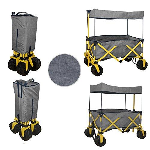 Angeles Six Seat Stroller - 7