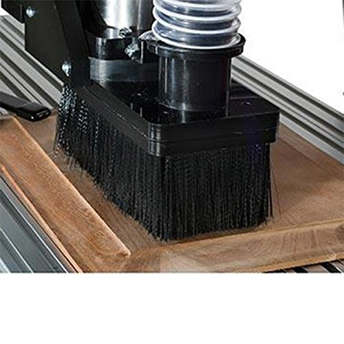 CNC Piranha Dust Boot by Next Wave Automation