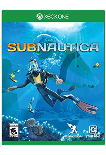 Subnautica - Xbox One (Best Xbox One Games)