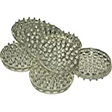 Medipaq CARPET SAVERS - NO More Furniture Marks On Your CARPET! *53 spikes each - Pack of 8*