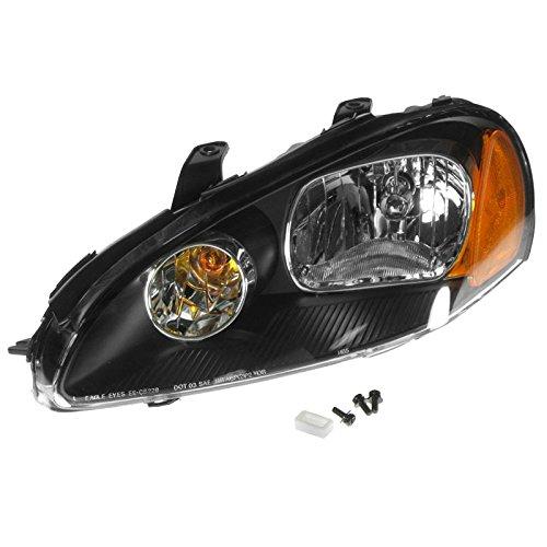 Headlight Headlamp Driver Side Left LH for 03-05 Dodge Stratus 2 Door Coupe