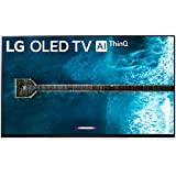 "LG OLED55E9PUA Alexa Built-in E9 Series 55"" 4K Ultra HD Smart OLED TV (2019) (Renewed)"