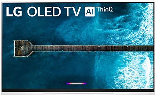 LG OLED65E9PUA E9 Series 65″ 4K Ultra HD Smart OLED TV (2019) (Renewed)