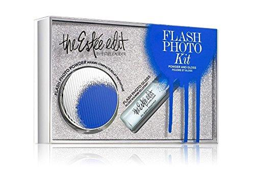 the Estee Edit Flash Photo Travel Kit: Photo Gloss + Powder